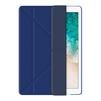 Чехол-книжка для Apple iPad Pro 10.5 (Deppa Wallet Onzo 88032) (синий) - Чехол для планшетаЧехлы для планшетов<br>Чехол плотно облегает корпус и гарантирует надежную защиту от царапин и потертостей.<br>