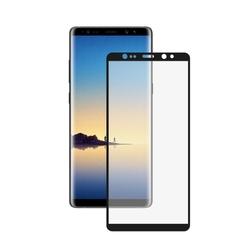 Защитное стекло для Samsung Galaxy Note 8 (Deppa 3D 62402) (черный)