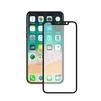 Защитное стекло для Apple iPhone X (Deppa 3D 62393) (черный) - Защитное стекло, пленка для телефонаЗащитные стекла и пленки для мобильных телефонов<br>Стекло поможет уберечь дисплей от внешних воздействий и надолго сохранит работоспособность смартфона.<br>