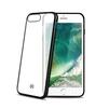 Чехол-накладка для Apple iPhone 7, 8 (Celly Laser Matt LASERMATT800BK) (чёрный кант) - Чехол для телефонаЧехлы для мобильных телефонов<br>Чехол плотно облегает корпус и гарантирует надежную защиту от царапин и потертостей.<br>