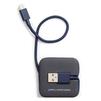 Кабель со встроенным аккумулятором USB-Lightning 50 см (Native Union Jump Cable JCABLE-L-MAR) (синий) - Usb, hdmi кабельUSB-, HDMI-кабели, переходники<br>Высококачественный кабель для зарядки и синхронизации устройств с разъемами USB - Lightning. Батарея емкостью 800 мАч, износостойкая обмотка шнура, пластиковый корпус, длина 50 см.<br>