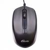 Ritmix ROM-200 (черный) - Мыши и КлавиатурыМыши и Клавиатуры<br>Ritmix ROM-200 - компьютерная мышь, проводная, оптическая, USB, 800dpi, 3 кнопки, длина кабеля 110см<br>