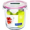 Контейнер Glasslock MCCD-072A - Посуда для готовкиПосуда для готовки<br>Контейнер круглый, объем- 0.72 л, материал - закаленное стекло.<br>