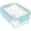 Контейнер Glasslock MCRB-110P - Посуда для готовкиПосуда для готовки<br>Контейнер прямоугольный, объем - 1.1 л, материал - закаленное стекло.<br>