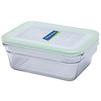Контейнер Glasslock OCRT-173A - Посуда для готовкиПосуда для готовки<br>Контейнер прямоугольный, объем - 1.73 л, материал - закаленное стекло.<br>