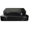 Триколор GS B532M + GS C592 (черный) - Комплект цифрового ТВКомплекты цифрового ТВ<br>Комплект из двух приемников для просмотра HD телеканалов Триколор ТВ на двух телевизорах. GS B532M является сервером и принимает два канала, GS C592 получает по локальной сети один канал с сервера.<br>