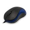 CBR CM 114 (синий) - Мыши и КлавиатурыМыши и Клавиатуры<br>CBR CM 114 - компьютерная мышь, оптическая, проводная, 1200 dpi, USB, 3 клавиши, длина кабеля 75м.<br>