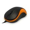 CBR CM 114 (оранжевый) - Мыши и КлавиатурыМыши и Клавиатуры<br>CBR CM 114 - компьютерная мышь, оптическая, проводная, 1200 dpi, USB, 3 клавиши, длина кабеля 75м.<br>