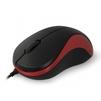 CBR CM 114 (красный) - Мыши и КлавиатурыМыши и Клавиатуры<br>CBR CM 114 - компьютерная мышь, оптическая, проводная, 1200 dpi, USB, 3 клавиши, длина кабеля 75м.<br>