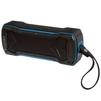 Ginzzu GM-874В - Колонка для телефона и планшетаПортативная акустика<br>Ginzzu GM-874В - портативная колонка, 2х5Вт, 150-18000Гц, аккумулятор 1200мАч, Handsfree, AUX, USB-flash, TF-card, FM-радио,  влагозащита IPX4.<br>