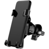 Автомобильный держатель (Baseus X Air Vent Car Mount Holder SUTPX-01) (черный)  - Автомобильный держатель для телефонаАвтомобильные держатели для мобильных телефонов<br>Автомобильный держатель для смартфонов, установка в дефлектор автомобиля, надежное крепление телефона, шарнирное крепление, легкое и плавное изменение положения, все порты и разъемы в свободном доступе.<br>
