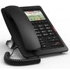 Fanvil H5 (черный) - IP телефонVoIP-оборудование<br>Fanvil H5 - гостиничный телефон, 2 линии SIP, аудио HD качества, PoE, режим работы: телефонная трубка/спикерфон/гарнитура, Caller ID, 3-х сторонняя конференция, цветной дисплей, 2 порта Ethernet 10/100 Мбит/с<br>