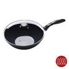 Сковорода Swiss Diamond XD 61128IC (черный) - Сковорода, сотейникСковороды и сотейники<br>Сковорода ВОК, диаметр - 28 см, со стеклянной крышкой, материал - алюминий.<br>