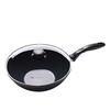 Сковорода Swiss Diamond XD 61128C (черный) - Сковорода, сотейникСковороды и сотейники<br>Сковорода ВОК, диаметр - 28 см, со стеклянной крышкой, материал - алюминий.<br>