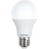 Светодиодная лампа Smartbuy SBL-A60-13-60K-E27 - ЛампочкаЛампочки<br>Светодиодная лампа, хорошая цветопередача, отсутствие мерцания обеспечивает меньшую утомляемость глаз, высокоэффективный драйвер обеспечивает стабильную работу, устойчива к механическому воздействию, большой срок службы — 30 000 часов работы, широкий рабочий температурный режим от -25° до +45°С, не содержит ртуть, экологически безопасна.<br>