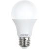 Светодиодная лампа Smartbuy SBL-A60-15-60K-E27 - ЛампочкаЛампочки<br>Светодиодная лампа, хорошая цветопередача, отсутствие мерцания обеспечивает меньшую утомляемость глаз, высокоэффективный драйвер обеспечивает стабильную работу, устойчива к механическому воздействию, большой срок службы — 30 000 часов работы, широкий рабочий температурный режим от -25° до +45°С, не содержит ртуть, экологически безопасна.<br>