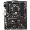 MSI Z370-A PRO RTL - Материнская платаМатеринские платы<br>Материнская плата форм-фактора ATX, сокет LGA1151, чипсет Intel Z370, 4 слота DDR4 DIMM, 2133-4000 МГц, поддержка CrossFire, разъемы SATA: 6 Гбит/с - 6.<br>