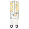 Светодиодная лампа Smartbuy SBL-G9 5_5-64K - ЛампочкаЛампочки<br>Светодиодная лампа Smartbuy G9 — энергосберегающая лампа, замена капсульной галогенной лампе G9. Сочетает в себе компактный размер и особую яркость.<br>