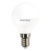 Светодиодная лампа Smartbuy SBL-P45D-07-40K-E14 - ЛампочкаЛампочки<br>Хорошая цветопередача. Отсутствие мерцания обеспечивает меньшую утомляемость глаз. Высокоэффективный драйвер обеспечивает стабильную работу. Устойчива к механическому воздействию. Большой срок службы — 30 000 часов работы. Широкий рабочий температурный режим от -25° до +45°С. Не содержит ртуть, экологически безопасна.<br>