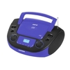 Telefunken TF-CSRP3481 (синий, черный) - МагнитолаМагнитолы<br>CD-магнитола, однополосная акустика, мощность звука 3 Вт, поддержка MP3, тюнер AM, FM, УКВ, линейный вход, воспроизведение с USB.<br>