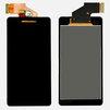 Дисплей для Sony Xperia V LT25i с тачскрином Qualitative Org (LP) (черный) - Дисплей, экран для мобильного телефонаДисплеи и экраны для мобильных телефонов<br>Полный заводской комплект замены дисплея для Sony Xperia V LT25i. Стекло, тачскрин, экран для Sony Xperia V LT25i. Если вы разбили стекло - вам нужен именно этот комплект, который поставляется со всеми шлейфами, разъемами, чипами в сборе.<br>Тип запасной части: дисплей; Марка устройства: Sony; Модели Sony: Xperia V; Цвет: черный;