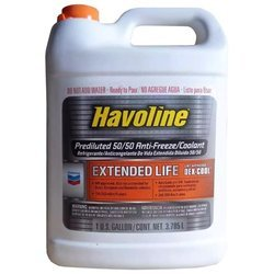 CHEVRON Havoline Dex-Cool Extended Life Prediluted 50/50