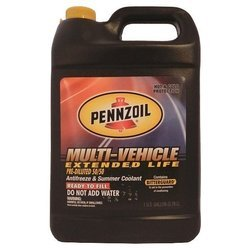 Pennzoil Multi-Vehicle Extended Life 50/50 Pre-diluted