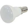 Светодиодная лампа Smartbuy SBL-R39-04-60K-E14 - ЛампочкаЛампочки<br>Хорошая цветопередача, отсутствие мерцания обеспечивает меньшую утомляемость глаз, высокоэффективный драйвер обеспечивает стабильную работу, устойчива к механическому воздействию, большой срок службы — 30 000 часов работы, широкий рабочий температурный режим от -25° до +45°С, не содержит ртуть, экологически безопасна.<br>