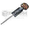 Индикатор напряжения TACTIX 405005 - Вспомогательное оборудованиеВспомогательное оборудование<br>Отвертка 190 мм с индикатором напряжения 200-250 В.<br>