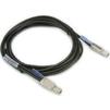 Кабель HDmSAS (SFF8644)-HDmSAS (SFF8644) 3м (SuperMicro CBL-SAST-0677) (черный) - Кабель, переходникКабели, шлейфы<br>Кабель с разъемами Кабель HDmSAS (SFF8644)-HDmSAS (SFF8644), длина 3м.<br>