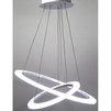 Люстра Smartbuy SBL-СL-65W-305-White (белый) - Настольная лампа, ночник, светильник, люстраНастольные лампы, светильники, ночники, люстры<br>Светодиодная люстра (LED) применяется без использования дополнительных ламп, мощность 65 Вт, материалы - сталь, полимер, алюминий.<br>