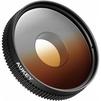 Объектив для смартфонов и планшетов Aukey PF-O1 (оранжевый) - Объектив для мобильного телефона, планшетаОбъективы для мобильных телефонов и планшетов<br>Aukey PF-O1 позволяет делать снимки более насыщенными и контрастными. Объектив изготовлен из прочного стекла и алюминия, устойчив к царапинам и сколам. Аксессуар поставляется в комплекте с универсальным удобным держателем-прищепкой.<br>