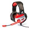 Dialog HGK-37L (красный) - Компьютерная гарнитураКомпьютерные гарнитуры<br>Dialog HGK-37L - проводная гарнитура с полноразмерными наушниками, регулятор громкости, разъем USB / 2 x mini jack 3.5 mm<br>