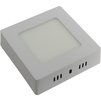 Светильник накладной Square SDL Smartbuy (SBL-SqSDL-14-5K) - Настольная лампа, ночник, светильник, люстраНастольные лампы, светильники, ночники, люстры<br>Cветовая светодиодная панель, квадрат, светодиоды: 60, мощность 14 Вт, цветовая температура: 5000К, холодный свет, световой поток: 1120лм, степень защиты: IP20, матовая колба.<br>