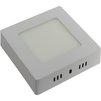 Светильник накладной Square SDL Smartbuy (SBL-SqSDL-18-5K) - Настольная лампа, ночник, светильник, люстраНастольные лампы, светильники, ночники, люстры<br>Cветовая светодиодная панель, квадрат, светодиоды: 90, мощность 18 Вт, цветовая температура: 5000К, холодный свет, световой поток: 1440лм, степень защиты: IP20, матовая колба.<br>