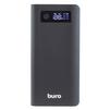 Buro RB-20000-LCD-QC3.0-I&amp;amp;O - Внешний аккумуляторУниверсальные внешние аккумуляторы<br>Мобильный аккумулятор Buro RB-20000-LCD-QC3.0-I&amp;amp;O, Li-Ion, 20000 мAч, 3A, 1.5А, 2xUSB + USB Type-C.<br>
