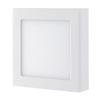 Накладной светильник Smartbuy SBL-SqSDL-24-5K (белый) - Настольная лампа, ночник, светильник, люстраНастольные лампы, светильники, ночники, люстры<br>Отсутствие мерцания обеспечивает меньшую утомляемость глаз. Большой срок службы — 30 000 часов работы.<br>Широкий рабочий температурный режим от -20° до +45°С. Не содержит ртуть, экологически безопасна.<br>