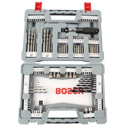 Набор оснастки Bosch Premium X-Line Mixed Set 105 (105 шт.) (2608P00236)