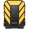ADATA DashDrive Durable HD710 Pro 2Tb (AHD710P-2TU31-CYL) (желтый) - Жесткие дискиЖесткие диски<br>Внешний жесткий диск, объем 2000 Гб, 1 HDD 2.5 внутри, интерфейс USB 3.1, противоударный, водостойкий.<br>
