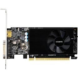 GIGABYTE GeForce GT 730 902Mhz PCI-E 2.0 2048Mb 5000Mhz 64 bit DVI HDMI HDCP RTL
