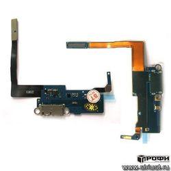 Шлейф для Samsung N900 Galaxy Note 3 с разъемом зарядки, микрофоном (М0943045)