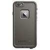 Водонепроницаемый чехол для Apple iPhone 6, 6S (LifeProof fre Case 77-52565) (серый) - Чехол для телефонаЧехлы для мобильных телефонов<br>Обеспечит защиту телефона от царапин, потертостей и других нежелательных внешних воздействий. Чехол обладает влагозащитными свойствами, также оградит от грязи и снега, и спасет от ударов о твердую поверхность.<br>