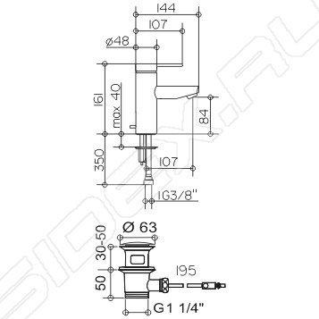 keuco plan blue 53902 010000 53902010000. Black Bedroom Furniture Sets. Home Design Ideas