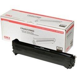 Фотобарабан для OKI C9600, C9800 OKI-42918108 (черный)