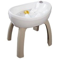 Анатомическая ванночка с подставкой и шлангом Baby Ok Onda Luxy Bubbles