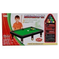 Играем вместе Бильярд (M513-H30037-R)