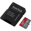 SanDisk Ultra microSDXC Class 10 UHS-I A1 100MB/s 64GB + SD adapter - Карты памятиКарты памяти<br>Карта памяти microSDXC, Class 10, объем 64 Гб, скорость чтения 100 Мб/с, в комплекте адаптер на SD.<br>