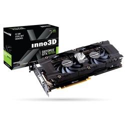 Inno3D GeForce GTX 1070 Ti 1607Mhz PCI-E 3.0 8192Mb 8000Mhz 256 bit DVI HDMI HDCP Twin X2 RTL