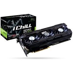 Inno3D GeForce GTX 1070 Ti 1607Mhz PCI-E 3.0 8192Mb 8000Mhz 256 bit DVI HDMI HDCP iChill X3 RTL