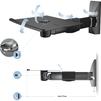 Vobix VX-1421 S (серый) - Подставка, кронштейнПодставки и кронштейны<br>Подходит для телевизоров до 14 дюймов (35.5 см), внутренняя система укладки кабелей, наилучший угол зрения обеспечивается наклоном одним движением в пределах -15°/+5°, поворачивается и выдвигается на расстояние до 615 мм от стены, максимальная нагрузка до 35 кг.<br>